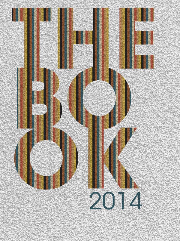 Capa The Book 2014
